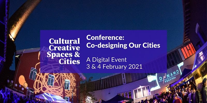 Co.designing our cities Conference